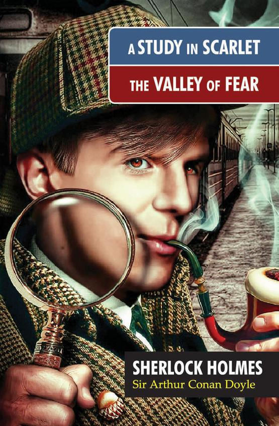 The Study In Scarlet / The Valley Of Fear
