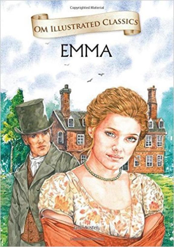 Emma : Om Illustrated Classic