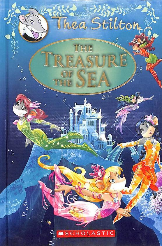 Thea Stilton : The Treasure Of The Sea