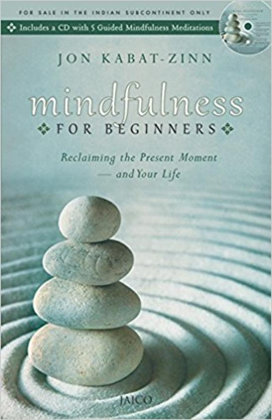 Mindfulness For Beginners : W/Cd