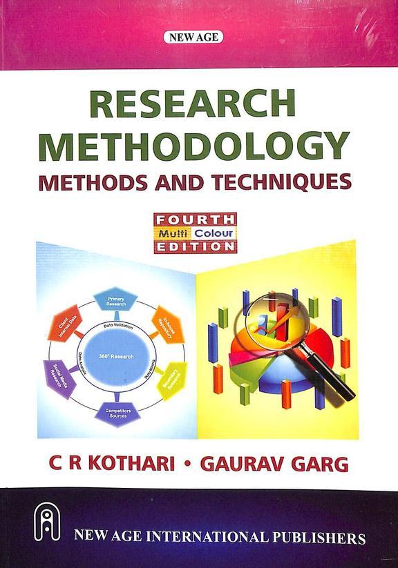 Research Methodology Methods & Techniques