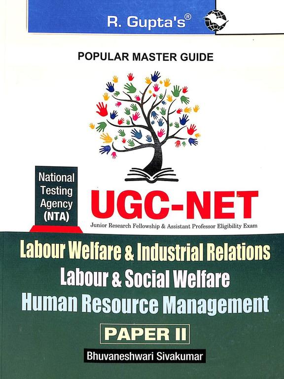 Ugc Net Labour Welfare & Industrial Relations Labour & Social Welfare Human Resource