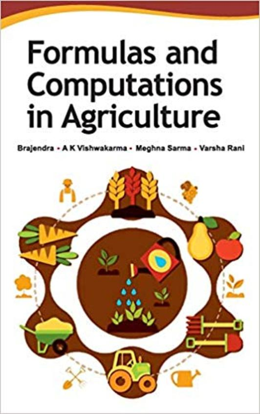 Formulas and Computations in Agriculture
