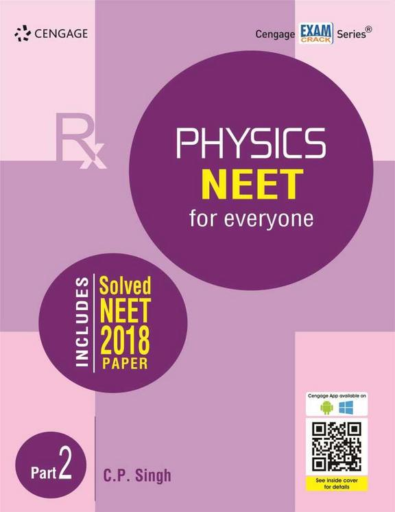 Physics Neet For Everyone Part 2 Indludes Solved Neet 2018 Paper