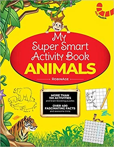 My Super Duper Activity Book Animals