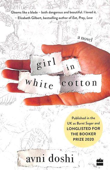 Girl In White Cotton Pb
